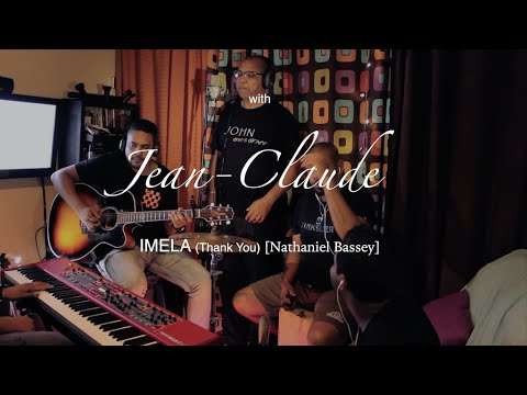 Imela (Nathaniel Bassey) Home in Worship with Jean Claude Sidien