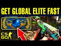 Top 10 Ways To Get Global Elite Fast In CS:GO