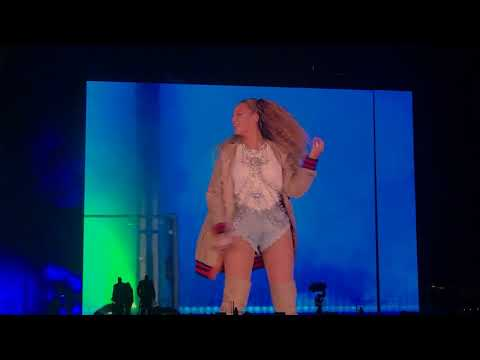 Beyoncé - Flawless / Top Off / Naughty Girl On The Run 2 Cardiff, Wales 6/6/2018