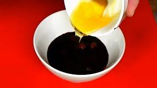 Соевый соус с медом.Медовый соус рецепт.Соевый соус с чесноком.Соевый соус для курицы