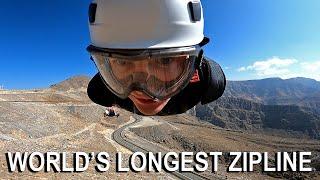 The World's Longest Zipline 🇦🇪