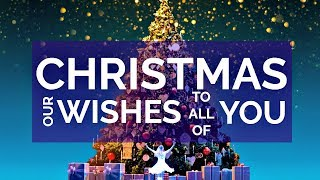 Merry Christmas! Christmas Wishes -Christmas Greetings Christmas Video