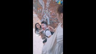 不明飛行怪物襲擊!|蘇菲Sofy|哈哈台廣告