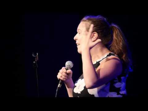Rosie Jones at Chortle's Fast Fringe