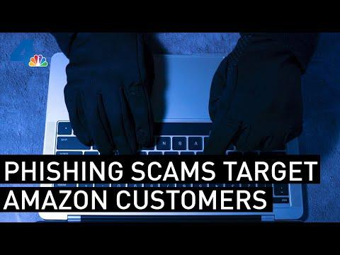 Phishing Scam Targets Amazon Customers Credit Card Information   NBCLA