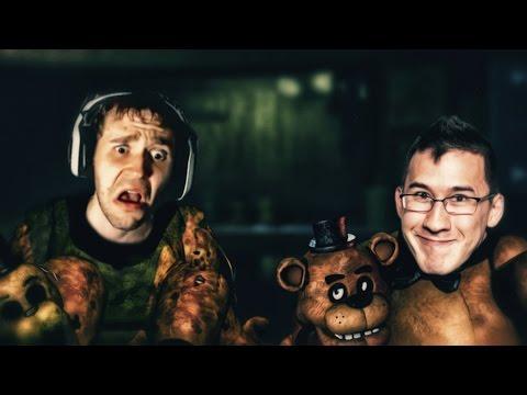 GMod w/ MARKIPLIER! | Freddy & Golden Freddy!
