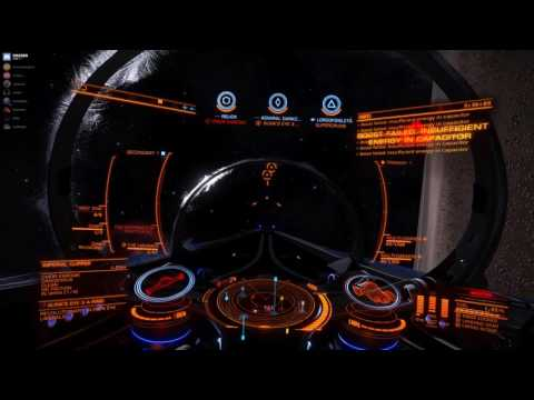 Imperial Courier - Speed Evasion Tanking against hostile wing of 3