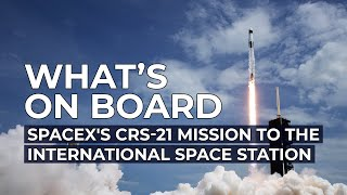 SpaceX's CRS-21 Mission to the Space Station: What's On Board