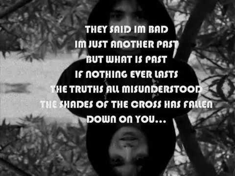Shades of the cross (lyric video) Luthor feat julaikha