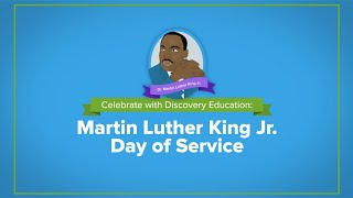 Celebrate With DE: Martin Luther King Jr. Day of Service