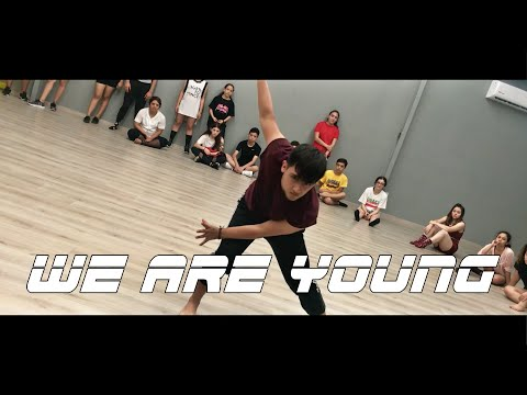 WE ARE YOUNG | FUN | Marcos Bustamante