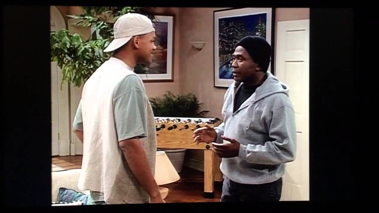 19322ee745a56 Fresh Prince - Papa s got a brand new Excuse - Ending - YouTube