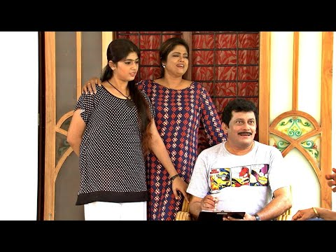 Thatteem Mutteem | When Arjunan tries to boast! | Mazhavil Manorama