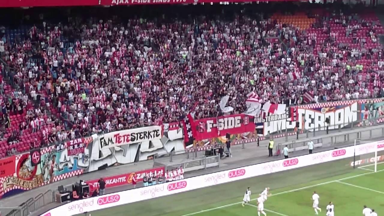 Ajax Paok: PAOK (AJAX FANS)