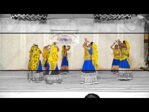 Mhari Ghoomar Che Nakhrali Rajasthani Songs Dance By Students