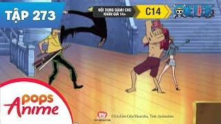 One Piece Tập 273 - Tất Cả Vì Bạn Bè! Gear Second Hoạt Động - Phim Hoạt Hình Đảo Hải Tặc