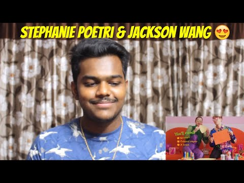 stephanie-poetri-&-jackson-wang---i-love-you-3000-ii-(official-video)-|-reaction