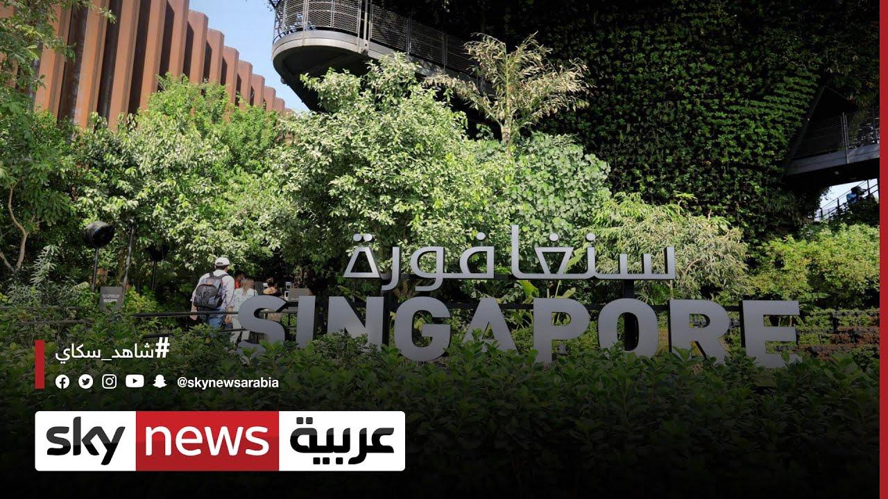 جناح سنغافورة في معرض إكسبو دبي  يبرز الاهتمام بالمحافظة على البيئة الزراعية واستدامتها| #إكسبو 2020
