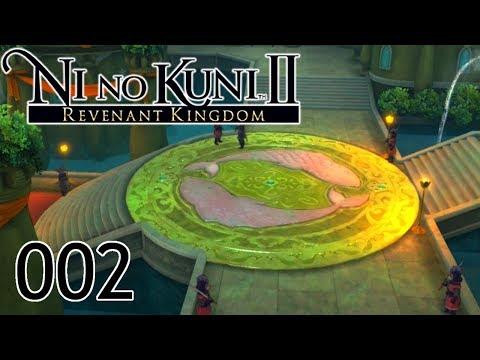 Flucht aus dem Schloss «» Lets Play NI NO KUNI 2 #002