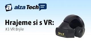 Hrajeme si s VR #3: Virtuální realita - Virtuální brýle - AlzaTech #240