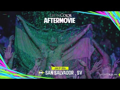 Life In Color - BIG BANG - El Salvador - 01.02.2016 - Official Aftermovie