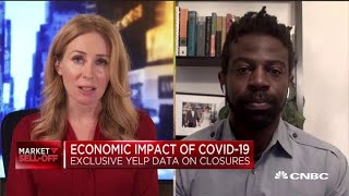 Yelp's data reveals larger picture of economic impact from Covid-19 closures