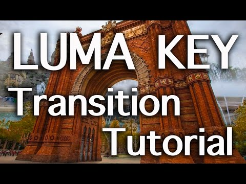 Luma Key Transition Tutorial!