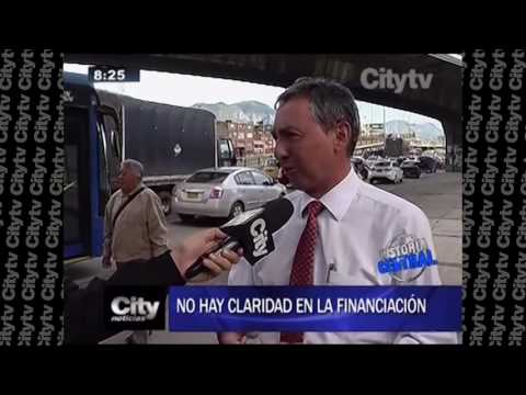 Faltan obras para construir metro en Bogotá| Citytv