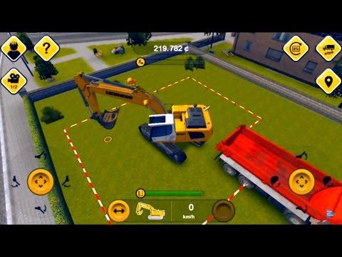 Игры для детей: обзор игры для детей Строительный тренажер 2014. Строим дом