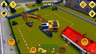Обзор игры для детей Строительный тренажер. Строим дом