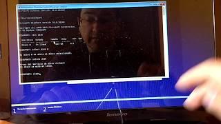 Instalar Windows 10 en notebook Lenovo G50-30 en modo UEFI