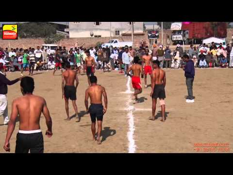 LOHGARH (Dharamkot) Kabaddi Tournament - 2014. || Preliminary Round Matches || HD ||