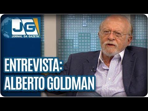 Maria Lydia entrevista Alberto Goldman, ex-presidente nacional do PSDB, sobre as eleições