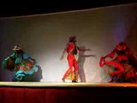Belize, Central America Local Dance