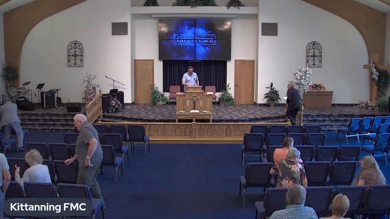 Worship Service July 18, 2021