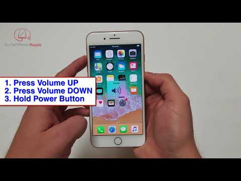 How to Force Reset your iPhone 8
