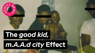 Скачать The Influence Of Kendrick Lamar S Good Kid M A A D City In Hip Hop Genius News