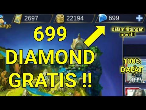 Cara Mendapatkan Diamond Gratis Di Mobile Legend Youtube