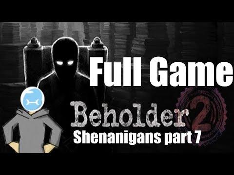 SCAM REVEALED : Beholder 2 Full Game Shenanigans part 7 |