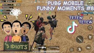 Tik-Tok, 3 IDIOTS & Map Miramar - PUBG Mobile Funny Moments #8