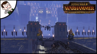 SIEGE OF KARAK KADRIN! Total War WARHAMMER Custom Map Mod Gameplay