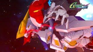鉄血のオルフェンズ参戦!『SDガンダム ジージェネレーション クロスレイズ』第1弾PV