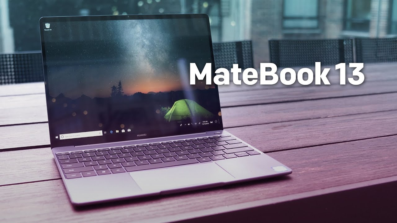 Hands-on with the new Huawei MateBook 13 laptop: Specs, features, and more  | Windows Central
