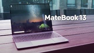 Huawei MateBook 13 Hands-On