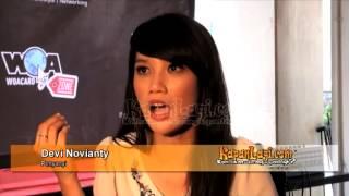 Sukses Bersolo Karier, Devi Noviaty Akan Buat Album