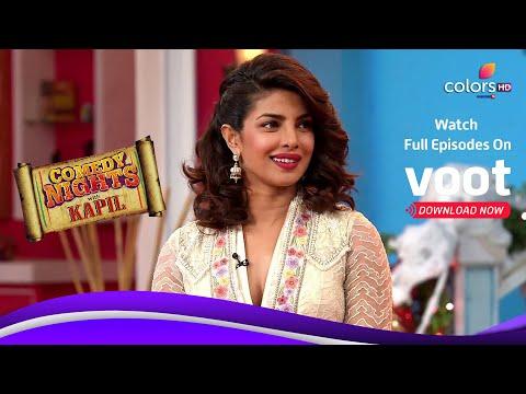 Download Kapil Gifts Priyanka A Mosquito Repellent   Comedy Nights With Kapil   #HappyBirthdayPriyankaChopra