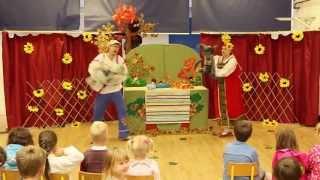 Кот Котофей - Московский кукольный театр в Ирландии(, 2013-10-07T02:08:13.000Z)