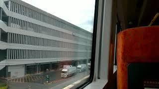 【GOGO舞浜】臨時快速GOGO舞浜号(653系) 西船橋~舞浜 車窓
