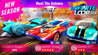 HOT WHEELS INFINITE LOOP – New Season – Meet The Autumn 2021 screenshot 5