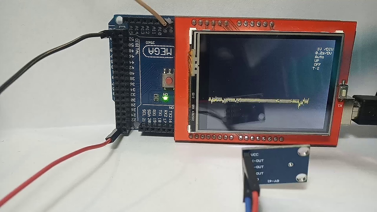 Arduino-Oscilloscope: Why It Works: 4 Steps